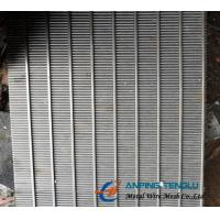 Wholesale Wedge Wire Screen Flat Panels(0.05-10mm), High Strength&Long Lifespan from china suppliers