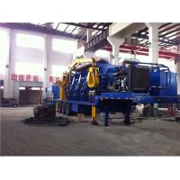 Wholesale 25MPa Working Pressure Portable Baler , Bale size 800*700mm from china suppliers