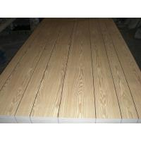 Wholesale 2.7mm,3.0mm paper overlay plywood with brown grooves,best quality   from china suppliers