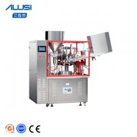 Wholesale Automatic Toothpaste/Paste Tube Filling Sealing Machine from china suppliers