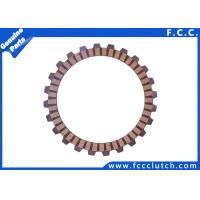 Wholesale Honda Motorcycle Clutch Plates KWW GGNA 22204-KWW-741 OEM ODM Service from china suppliers
