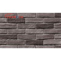 Wholesale Black stone cladding wall tiles, popular artificial stone from china suppliers