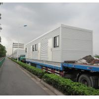 Wholesale made in china wide modular container house with four doors from china suppliers