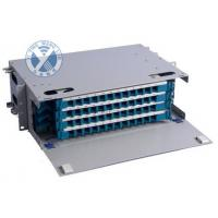Wholesale 3U Optical Distribution Frame (ODF) Fiber distribution frame with 48core SPCC from china suppliers