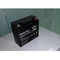 Wholesale Electric scooter / Inverter Rechargeable Sealed Lead Acid Battery 12v 17ah 6FM17H from china suppliers
