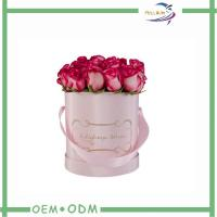 Wholesale Modern Clear Paper Flower Gift Boxes 36pcs Rose Package Fresh Cut Flower Box from china suppliers