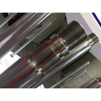 Wholesale Micro Alloy Steel Chrome Piston Rod Chrome Plating With High Strength from china suppliers