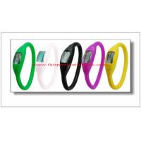 Wholesale Ion Silicone Watch from china suppliers