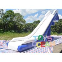Wholesale Airtight Giant Inflatable Water Toys Inflatable Floating Yacht Slide For Open Water from china suppliers