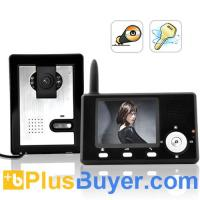 Wholesale Entry Guardian - Wireless Video Door Phone with 3.4 inch TFT Screen from china suppliers