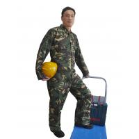 Wholesale Camouflage Printing Lightweight Work Coveralls / Mens Workwear Clothing  from china suppliers