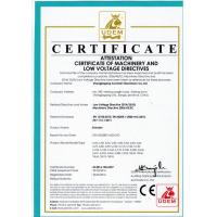 Zhangjiagang Acemien Machinery Co., Ltd Certifications
