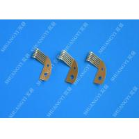 Wholesale Custom Battery Electrical Crimp Terminals Lug Type Copper High Precision from china suppliers