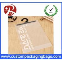 Wholesale Fashion Under Wear Bad Pvc Hook Bag , Pvc Sock Bag Beautiful Applicable from china suppliers