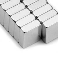 Wholesale Free samples more details about block ndfeb magnet 6x5x2mm Zinc coating from china suppliers