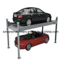 Wholesale Four Posts Parking System for Home Parking Garage (4SLP-FPP) from china suppliers