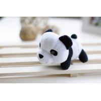 Quality Washable Dog Training Toys With Squeaker Baby Panda Series for sale