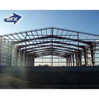 Buy cheap Costomized design professional shed  building construction prefabricated structure steel warehouse from wholesalers