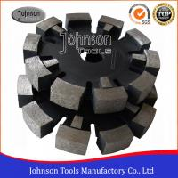 Wholesale 125mm Tuck Point Diamond Blades For Grooving Medium To Extra Hardness Concrete from china suppliers