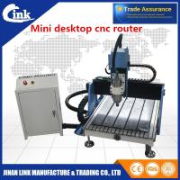 Wholesale 3 Axis Desktop CNC Router from china suppliers