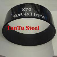 Wholesale ISO3183 API 5L ASTM A106 ASME B36.10m Carbon Steel Hot Forming Steel Line Pipes by Tantu from china suppliers