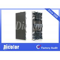 Wholesale Outdoor / Indoor  Rental LED Display , Multifunctional Led Video Wall from china suppliers