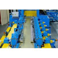 Wholesale Blue 20 Station Cable Tray Roll Forming Machine 1.8-4.2mm Thickness from china suppliers