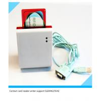 Wholesale rs232 smart card reader writer for chip card from china suppliers