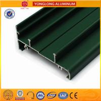 Wholesale Glossy And Matt Powder Coated Aluminium Extrusions Good Film Performance from china suppliers
