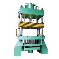Wholesale Y32 Series Automatic Hydraulic Press Machine  Four Column Rated Force 1000 - 8000KN from china suppliers