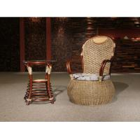 Bamboo Rattan Chair Living Room Chair Classic Chair High Back 1144 Of Ite