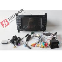 Quality 1080p Video Supported Mercedes Benz Car DVD Player For C Class W203 256Mb RAM for sale