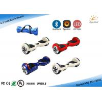 Wholesale Samsung battery LED Light Hoverboard , Bluetooth Electric Scooter from china suppliers