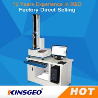 Wholesale PC Control Peel Adhesion Test Equipment / Peel Adhesion Tester 200kg from china suppliers