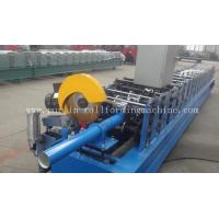 Wholesale Custom Light Pipe Downspout Roll Forming Machine , Board Cold Roll Forming Machine from china suppliers