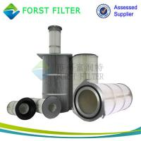 Wholesale FORST Polyester Paper Hepa Air Filter Pleated Cartridge Supplier from china suppliers