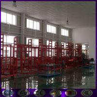China high quality strong field farm deer fence weaving machine