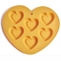 Wholesale Mini heart shaped silicone ice cube mould ,chocolate mould from china suppliers