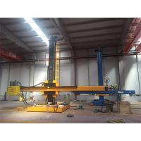 Wholesale Motorized Moving Rotation Column and Boom Welding MachineWith Electric Cross Slides from china suppliers