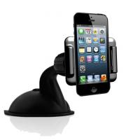 Wholesale Portable Flexible 360 Rotating Universal Car Mount Holder For Mobile Phone / GPS / MP4 from china suppliers