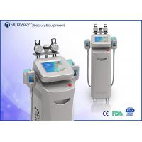 Wholesale 5 Hanldes Cryolipolysis Ultrasonic Vacuum RF Beauty Machine for medical from china suppliers