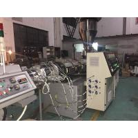 Wholesale Stable Running 20 - 800mm PVC Pipe Extrusion Line With Automatic Pipe Belling Machine from china suppliers