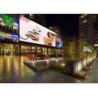 Wholesale Commercial Full Color  LED Billboard P10 LED Display With CE / ROHS from china suppliers