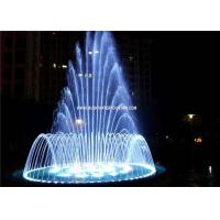 Wholesale Cast Iron Round Water Fountains , Indoor Water Fountains  220V / 380V from china suppliers