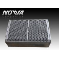 Wholesale Indoor / Outdoor Portable PA Sound System , Full Range Dual Subwoofer Speakers from china suppliers
