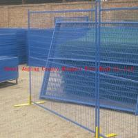 China Australia Canada Construction Welded Mesh Hot Dipped Galvanized Temporary Fence Panel Hot Sale on sale