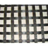 Wholesale Light Weight Durable Fiberglass Geogrid For Railway Foundation / Dike Slope from china suppliers