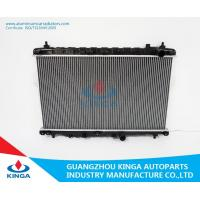 Wholesale Direct Fit Hyundai Trajet'99 MT PA16/26mm Custom aluminum Radiator Replacement from china suppliers