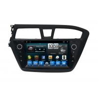 Buy cheap Android 7.1 2 Din Car Radio Hyundai DVD Player Bluetooth GPS Head Unit for I20 from wholesalers