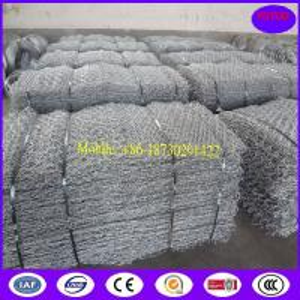 Wholesale 8*10cm Galvanized Gabion Mesh Box/Gabion from china suppliers